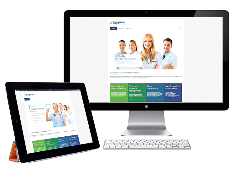 Occupational-Health-Partnership-Website