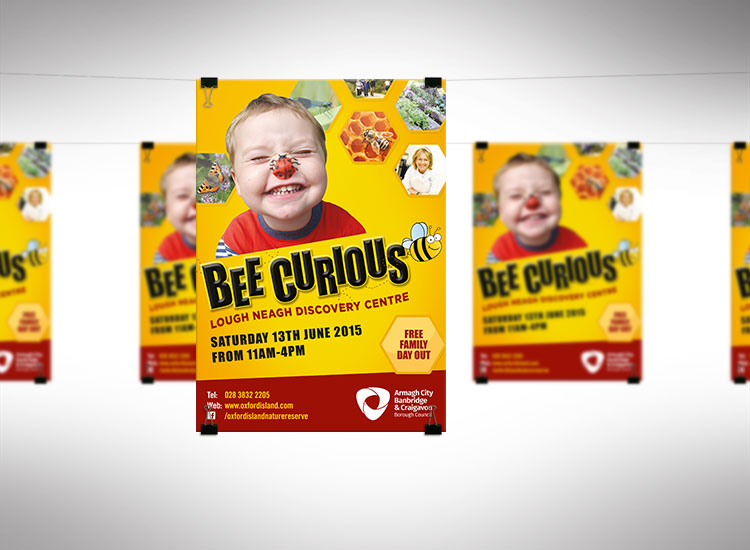 Bee-Curious-Poster